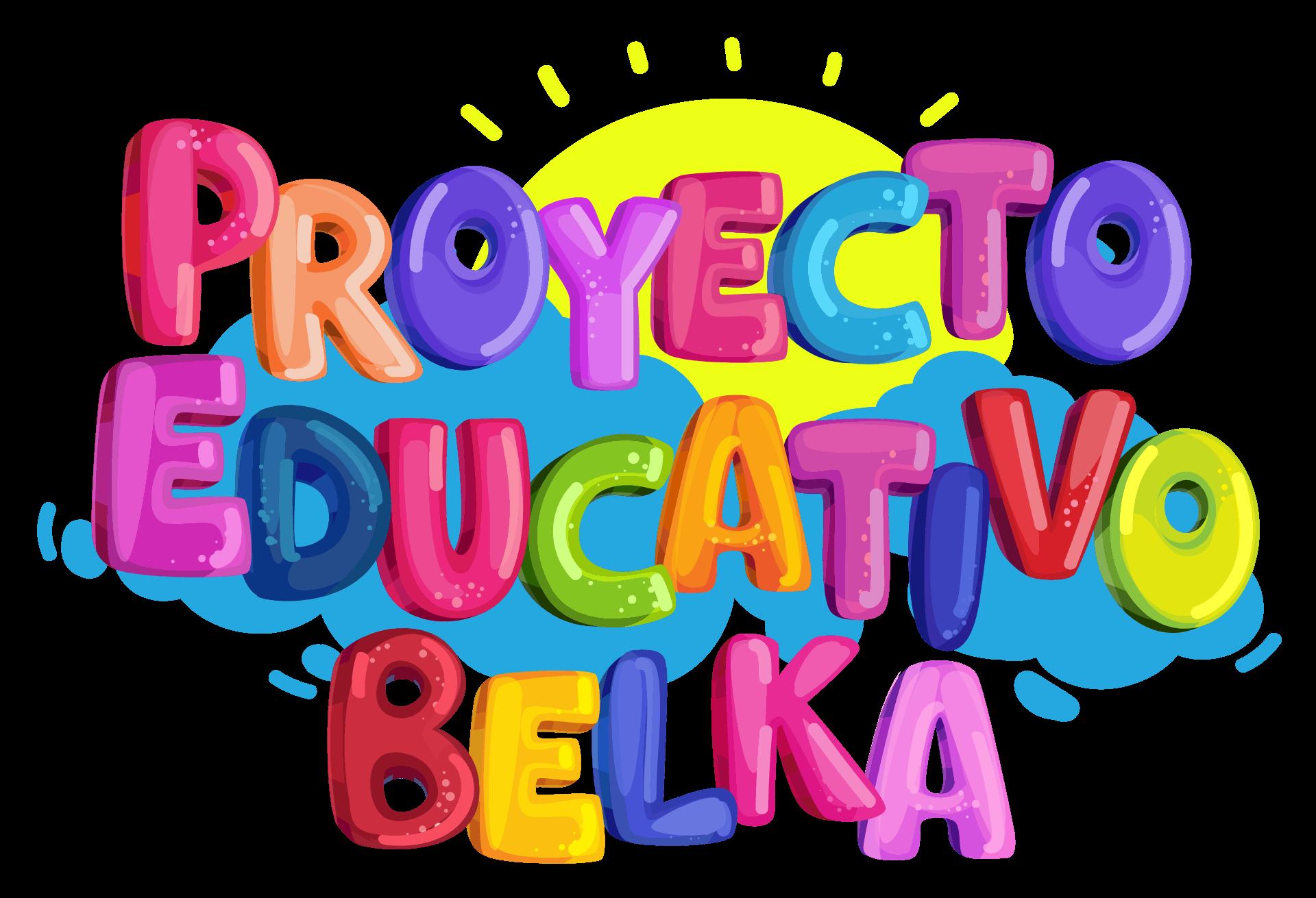 proyecto educativo belka